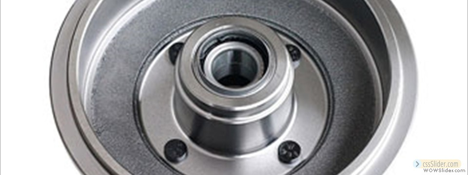 Brake Drum Machining